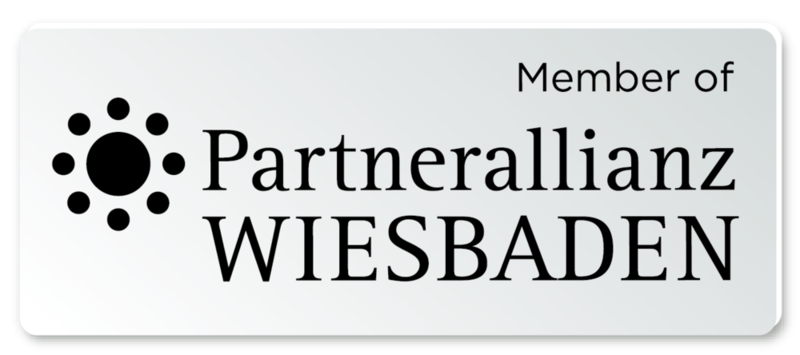 Button Member of Partnerallianz Wiesbaden
